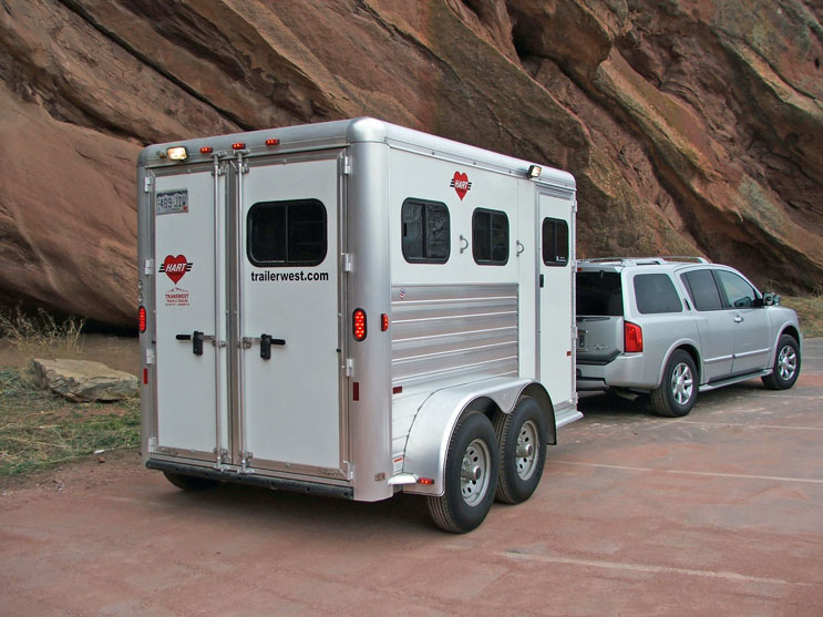 Truck And Suv Reviews Horse Trailer Articles Horse Trailer