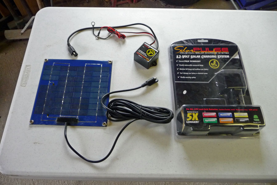 Quot Solar Battery Maintenance Solar Charging And