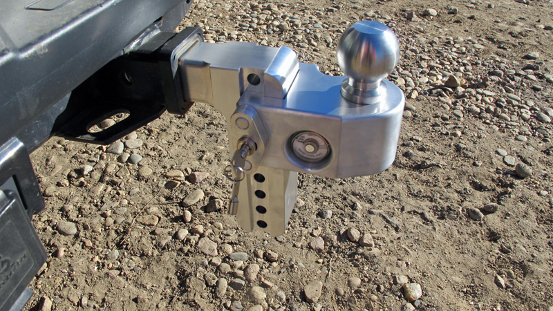Review For Weigh Safe Hitch Scale